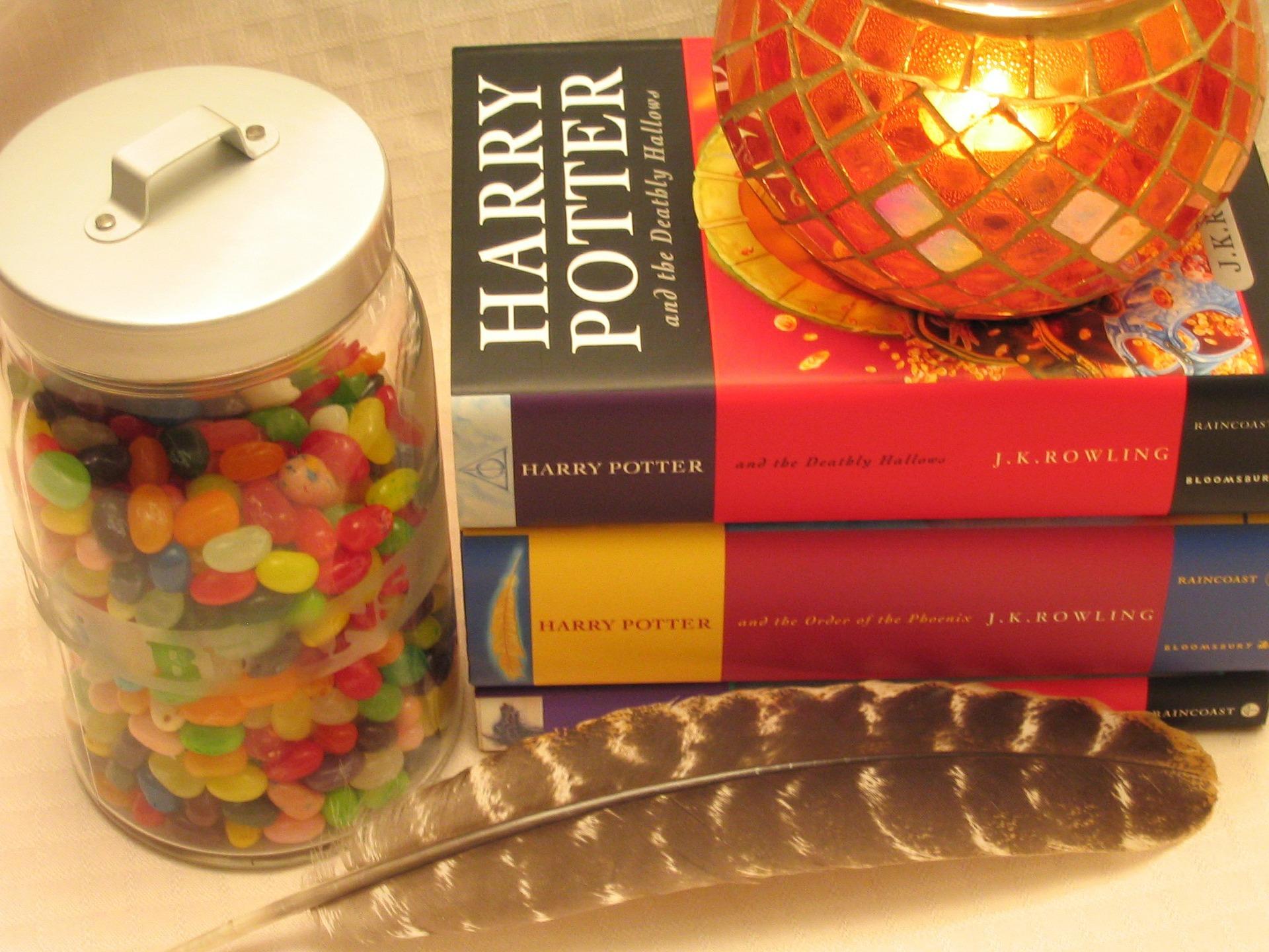 Harry Potter Kinderbuch